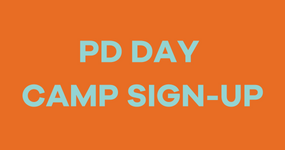 PD Day & Holiday Camp Sign-Up