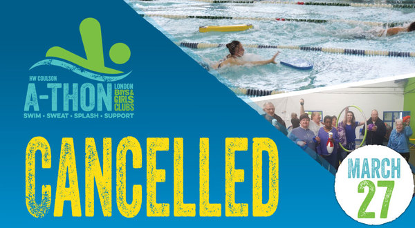 Cancelled Swim-a-thon
