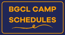 Bgcl Camp Schedule Side Buttons