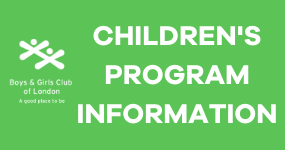 Children Program Info Website Button